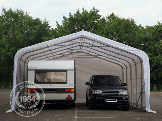 weidezelt 6x6 6x36m bis 216 m garagen zelt lagerhalle carport pvc inkl statik. Black Bedroom Furniture Sets. Home Design Ideas
