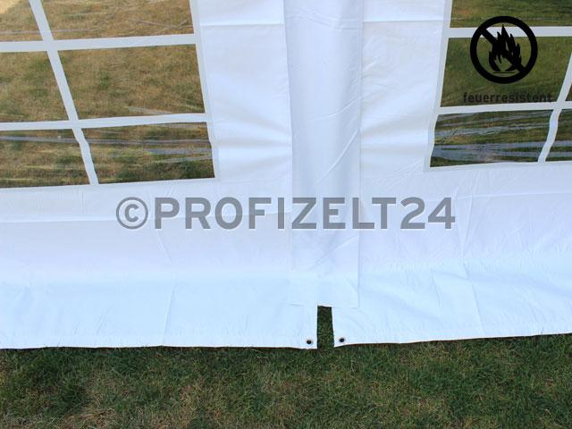 partyzelt wm festzelt 3x4 6x12m zelt pavillon feuerfeste pvc plane gr n wei neu ebay. Black Bedroom Furniture Sets. Home Design Ideas