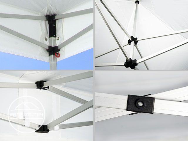 Collage von Verbinderteilen