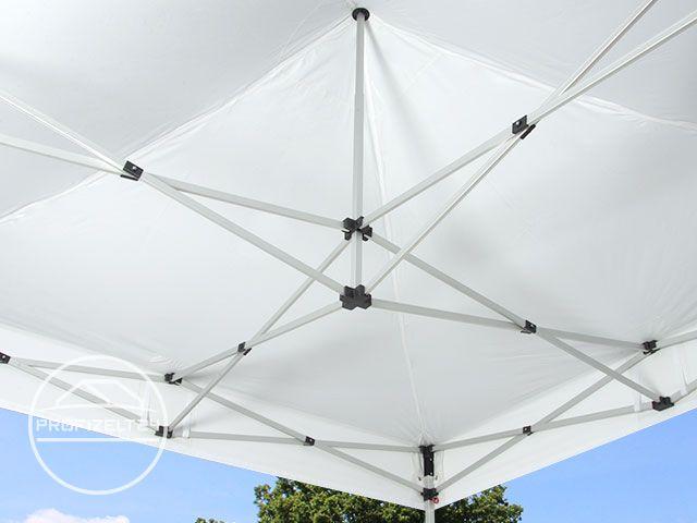Dachkonstruktion mit verstärkter Spannsäule