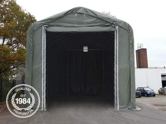 lagerhalle lagerzelt 5 5x15m garagenzelt lkw maschinen zelt ger te unterstand ebay. Black Bedroom Furniture Sets. Home Design Ideas