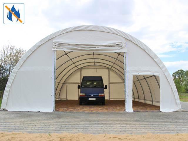 Feuersichere Zelte mit Zertifikat sorgen für ein hohes Maß an Sicherheit