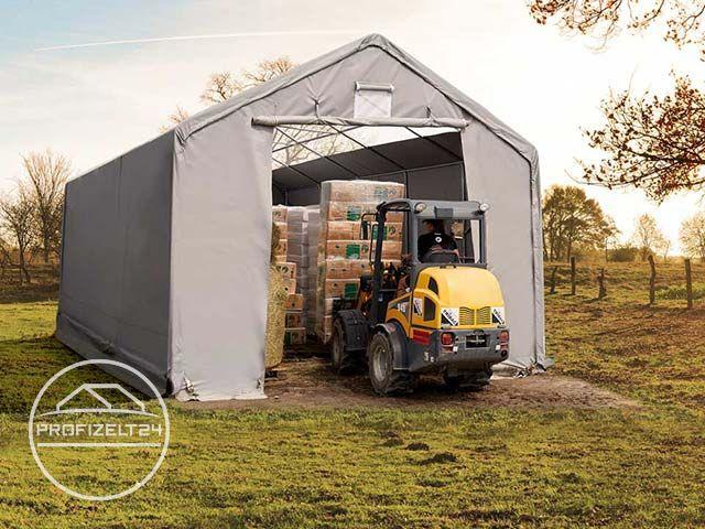Für das Aufstellen von sehr großen Zelten ist meist eine Genehmigung erforderlich