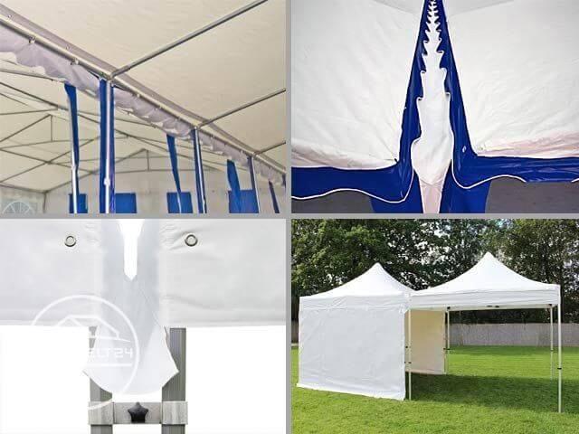 Dachrinne Für Zelt : Verbindungsrinne regenrinne kaufen profizelt