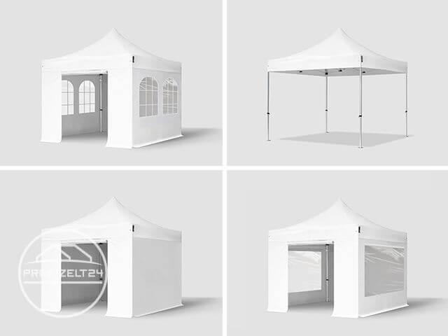 faltpavillon kaufen profizelt24. Black Bedroom Furniture Sets. Home Design Ideas