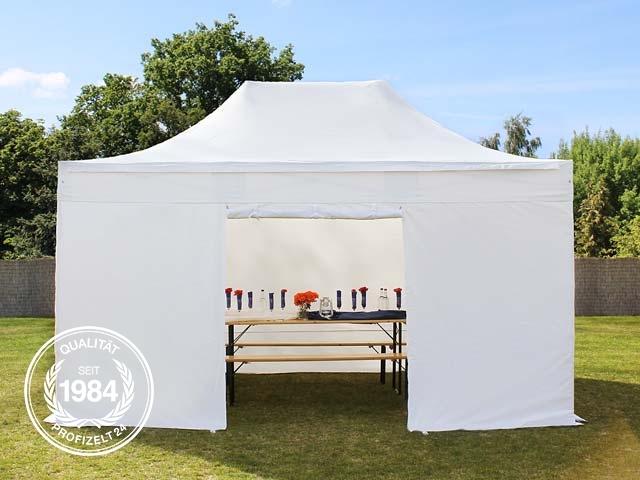 Professional Faltpavillon in der Größe 3x4,5m