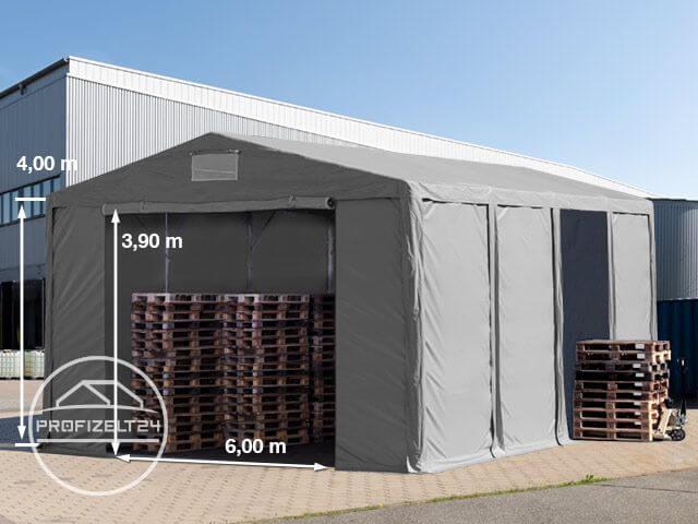 PVC – Das Material der Lagerzelte