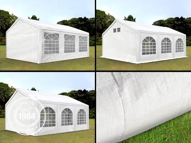 PE-Zelte – jetzt in drei Qualitäten