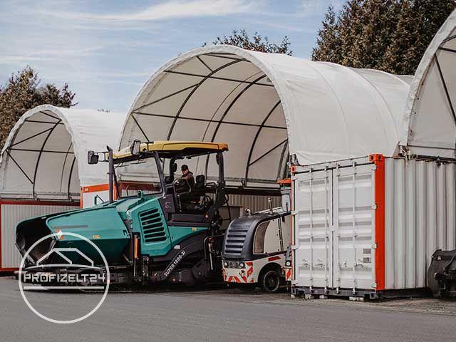 Mehr über Container Überdachungen