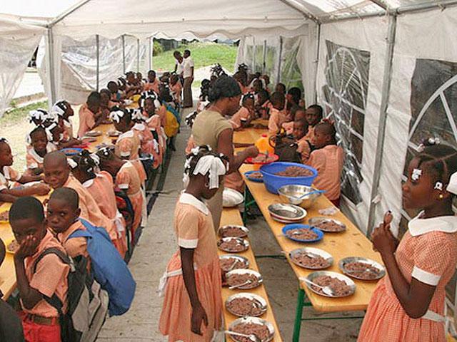 Profizelt24 - Zelte für Haiti