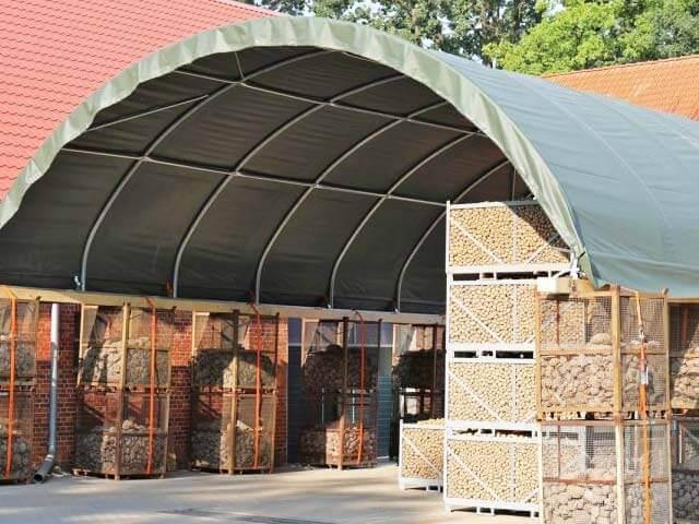 Contop-Containerüberdachung-Agrar-Landwirtschaft