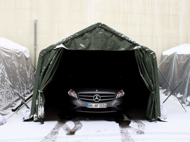 garagezelt