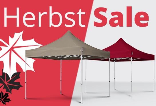 Profizelt24 - Herbst Sale Faltpavillons