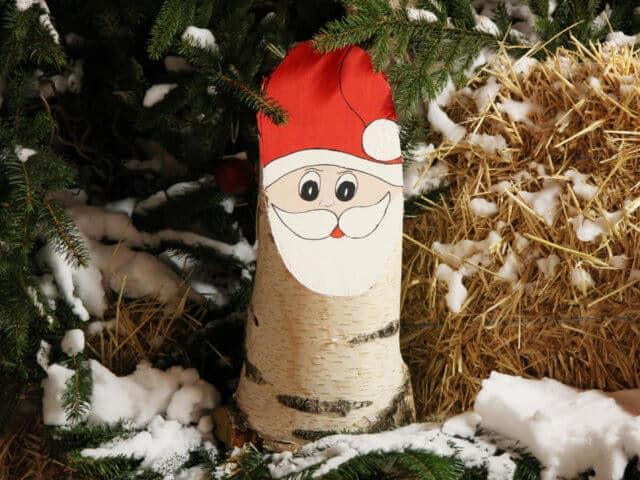 baumstamm-weihnachtsmann-diy
