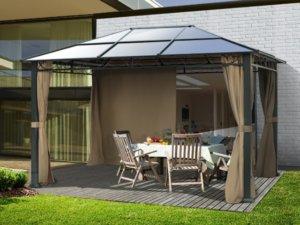 Gartenpavillons als ideale Terrassenüberdachung
