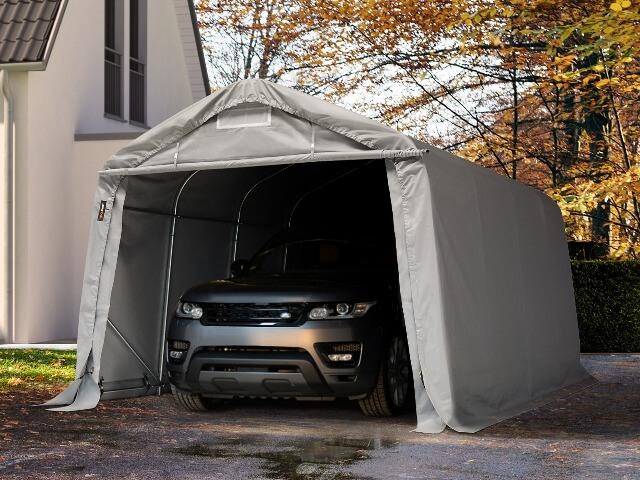 Mobile Garagen - das Auto mit einer Zeltgarage sicher einlagern
