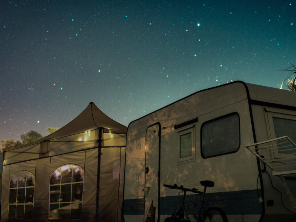 Besondere Momente mit Camping-Pavillons erleben